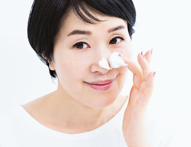 酵素洗顔でくすみをオフ