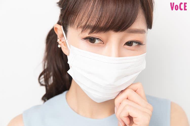マスク姿の石井美保さん