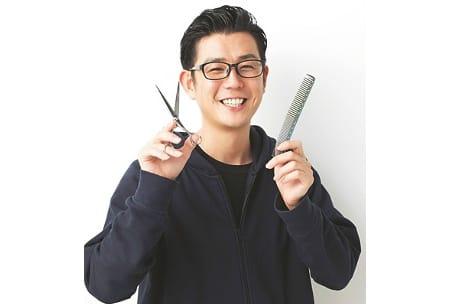 ヘアスタイリスト,飯田尚士