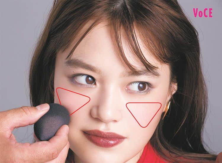 VOCE2018年11月号 野崎智子