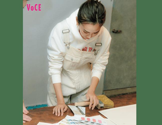 VOCE2019年5月号 桐谷美玲