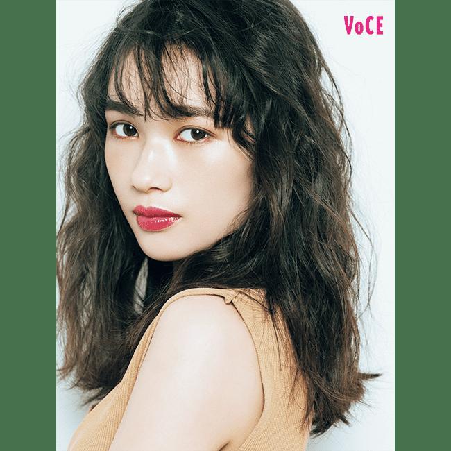 VOCE2019年6月号 メドウズ舞良(VOCE専属)