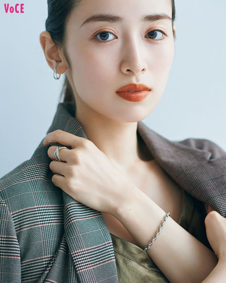 VOCE2019年11月号 泉里香