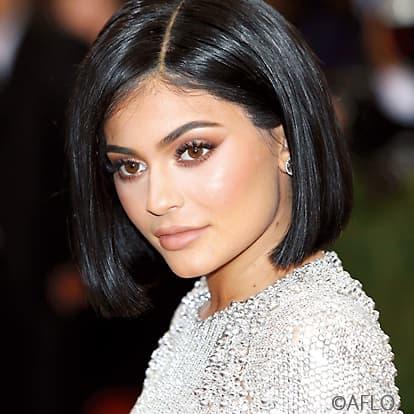 Kylie Jenner,VOCE9月号,