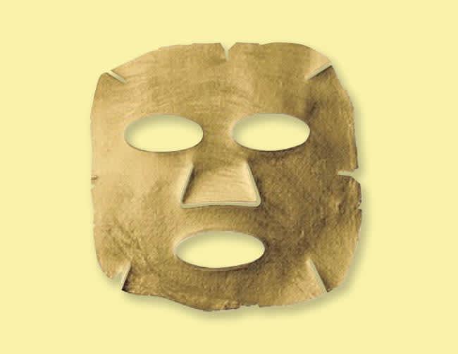 金華 24K ゴールドマスク フルサイズ