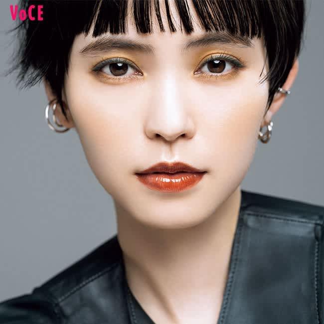 VOCE 10月号 比留川游