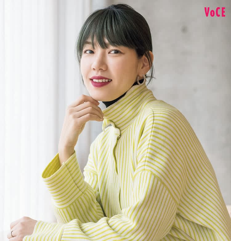 VOCE5月号paku☆chan