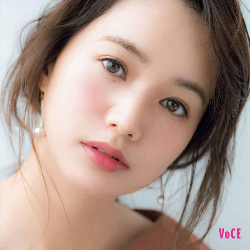 VOCE2017年10月号 三枝こころ