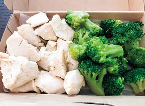究極のブロッコリーと鶏胸肉 The ultimate broccoli & chicken breast