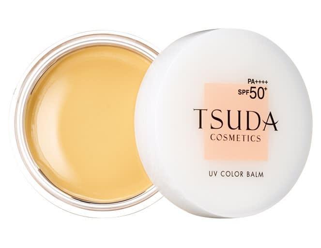TSUDA COSMETICS UVカラーバーム