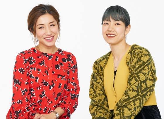 長井かおりさん&paku☆chanさん対談