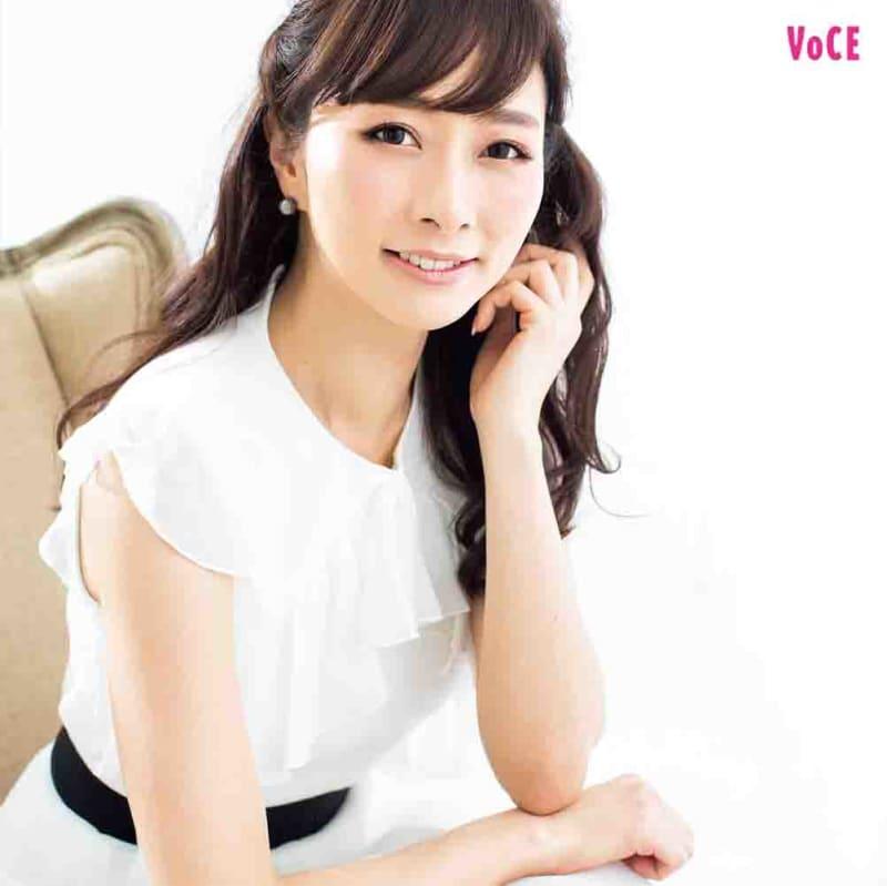 VOCE2017年9月号 石井美保