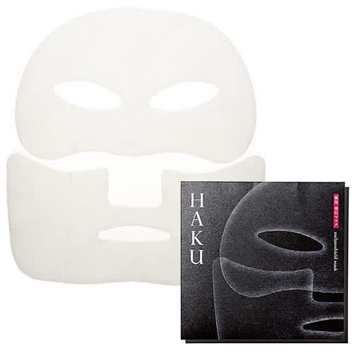 HAKU メラノシールド マスク〈医薬部外品〉30ml×1組 ¥1500(編集部調べ)/資生堂