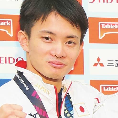 日本体操男子,田中佑典,