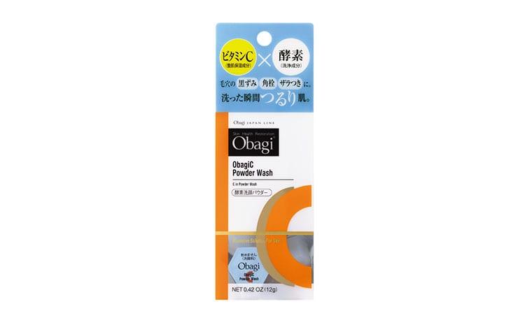 オバジ,オバジC 酵素洗顔パウダー