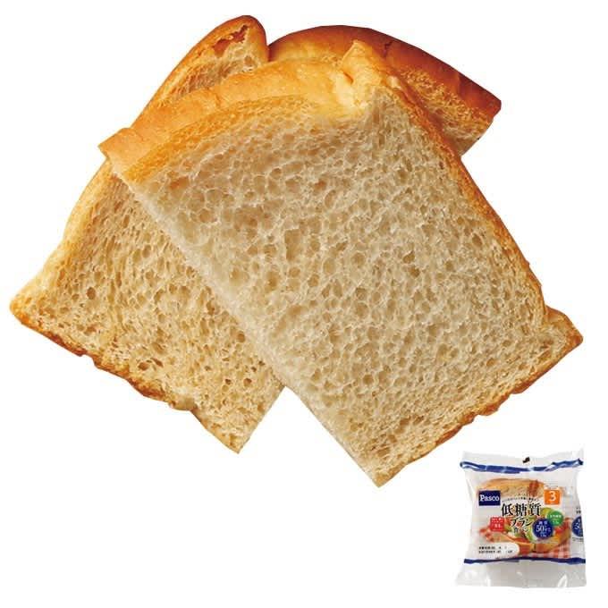 パスコ 低糖質 ブラン食パン