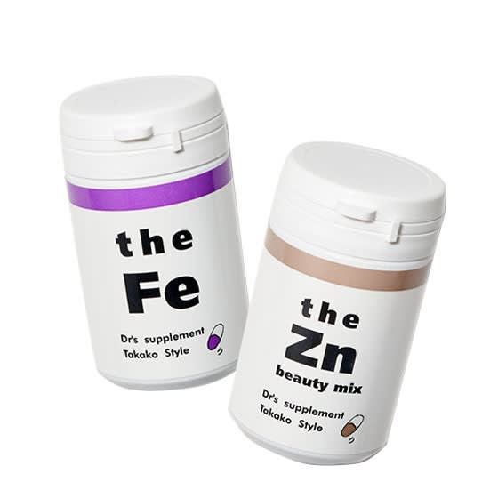 the Fe/the Zn beauty mix