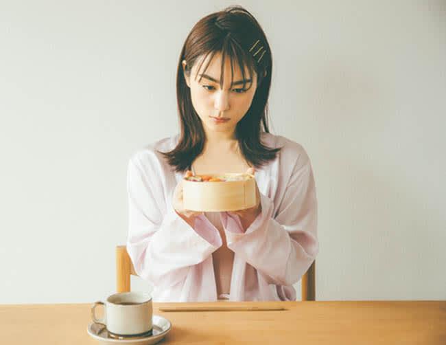 VOCE2019年7月号 松原菜摘
