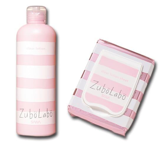 常盤薬品工業,ズボラボ,朝用ふき取り化粧水,朝用ふき取り化粧水シート