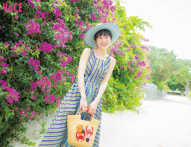 VOCE2019年8月号 高橋愛