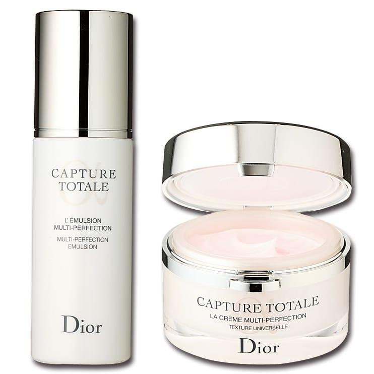 Dior,ディオール,カプチュール トータル ミルク,カプチュール トータル クリーム