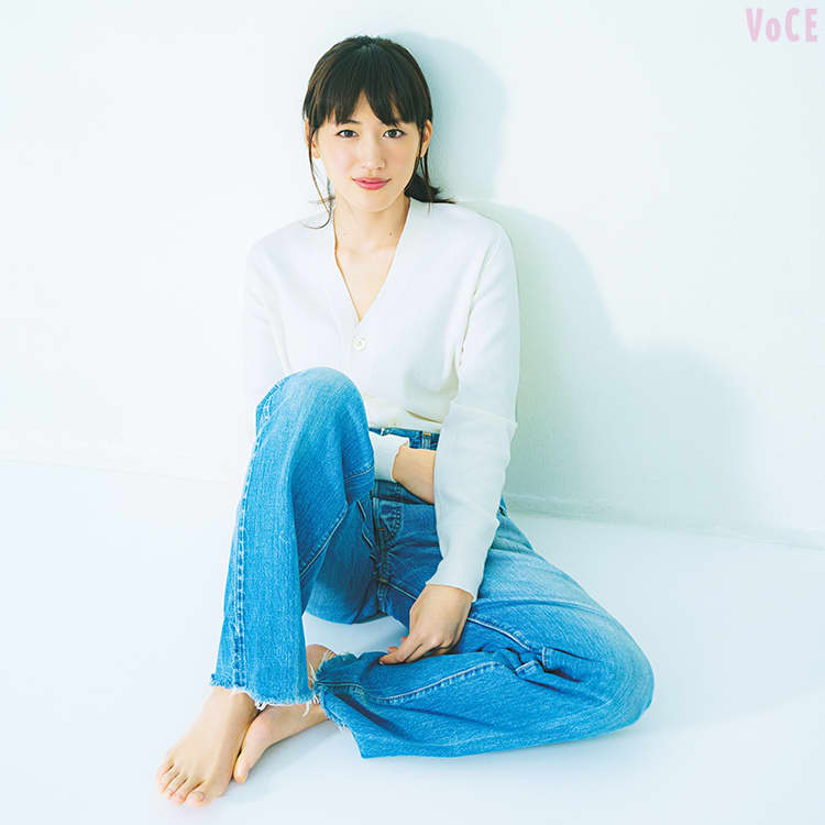 VOCE2月号,綾瀬はるか,