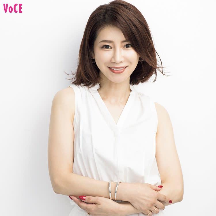 VOCE2019年11月号 水谷雅子