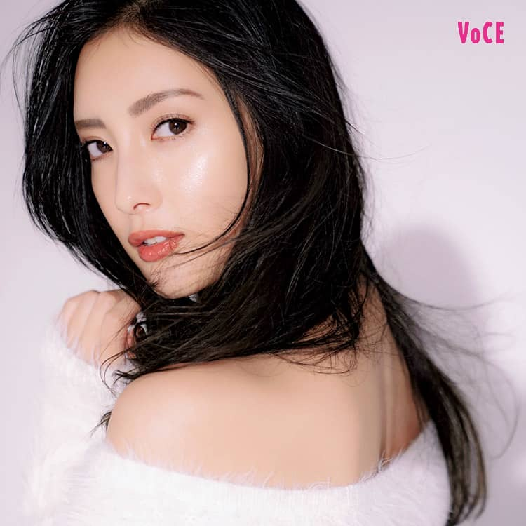 VOCE2018年12月号 菜々緒