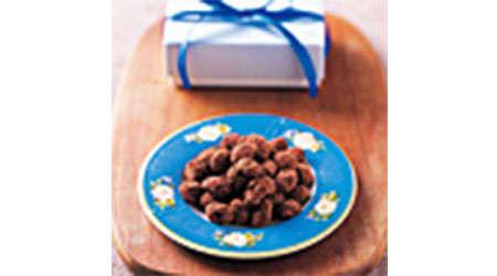 大豆のキャラメルチョコレート