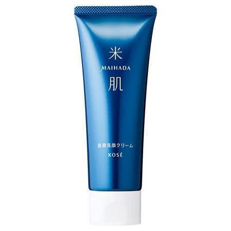 米肌 肌潤洗顔 クリーム