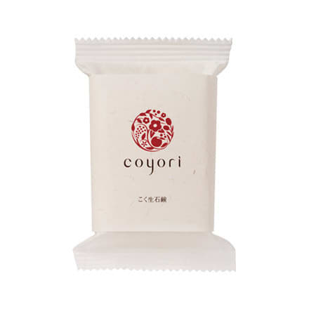 Coyori「こく生石鹸」