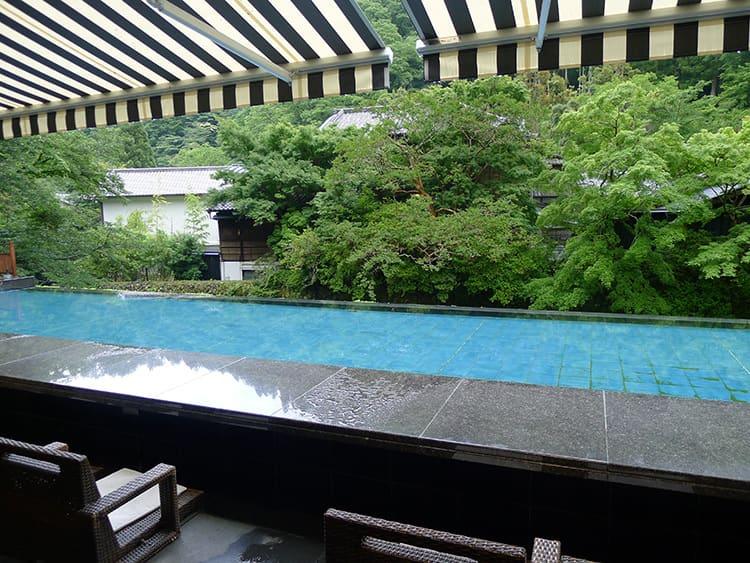 東府や Resort & Spa,足湯テラス,voce,