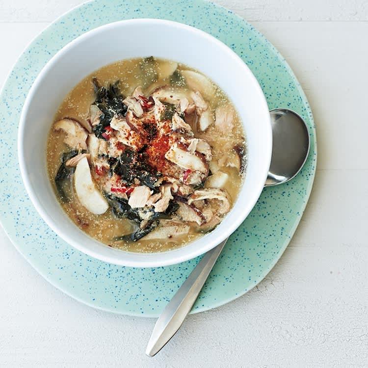 食べ痩せ美容液スープ/かつおとわかめの毛穴レススープ