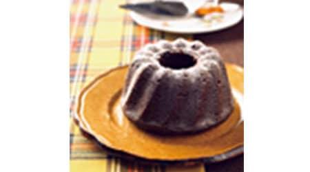 ベジタブルバナナチョコレートケーキ