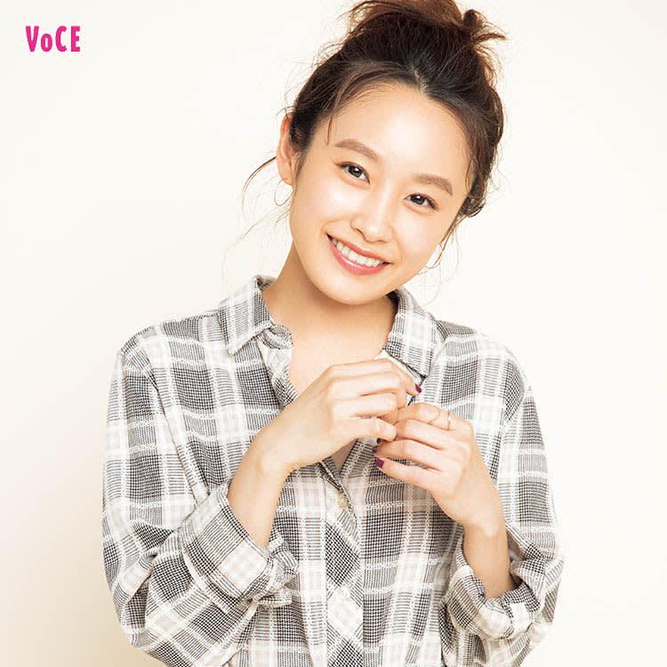 VOCE2018年1月号 高橋愛