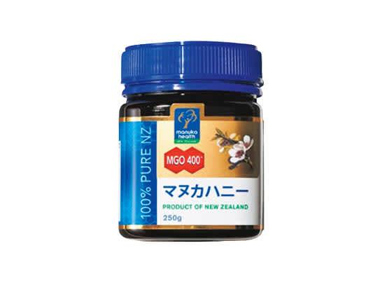 マヌカハニー MGO400+