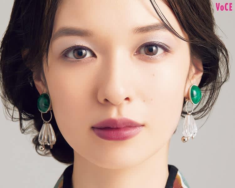 VOCE2019年11月号 森絵梨佳
