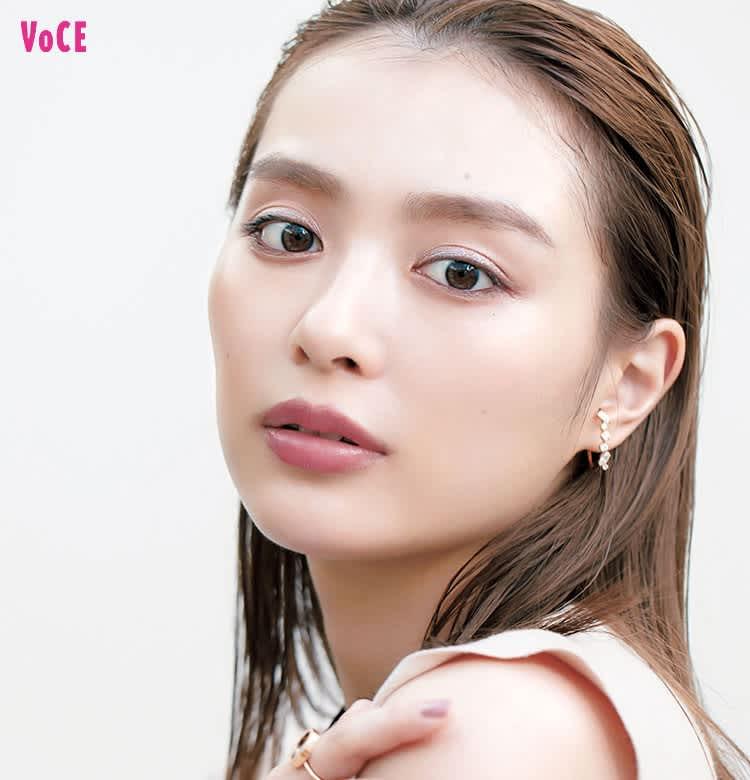 VOCE2020年2月号 内田理央(MORE専属)