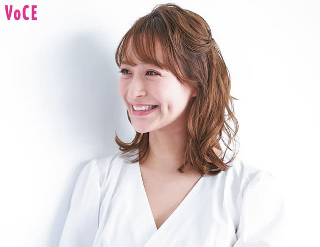 VOCE2020年7月号 野崎萌香さん