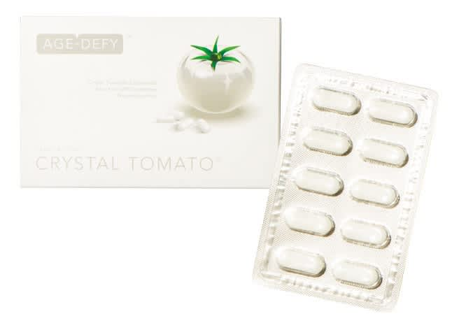クリスタルトマト サプリメント