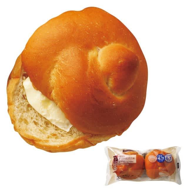ローソン NL大麦パン(バター入り マーガリンサンド)