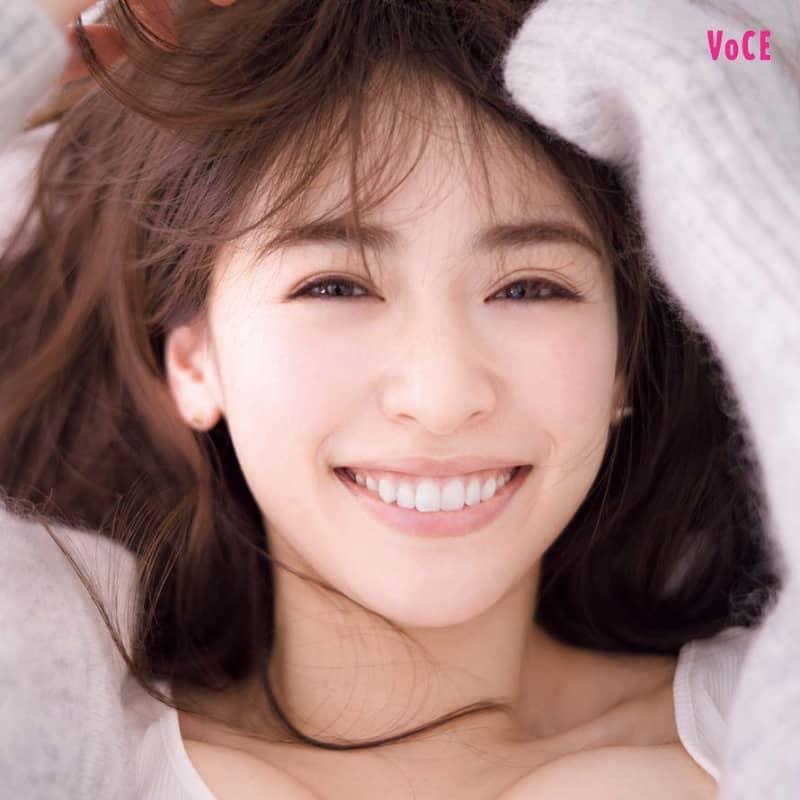 VOCE2018年2月号 泉里香