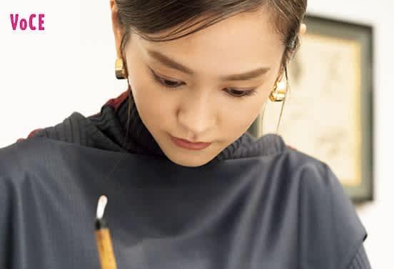 VOCE2019年12月号 桐谷美玲