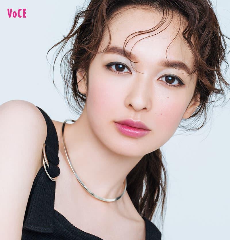 VOCE2019年9月号 森絵梨佳