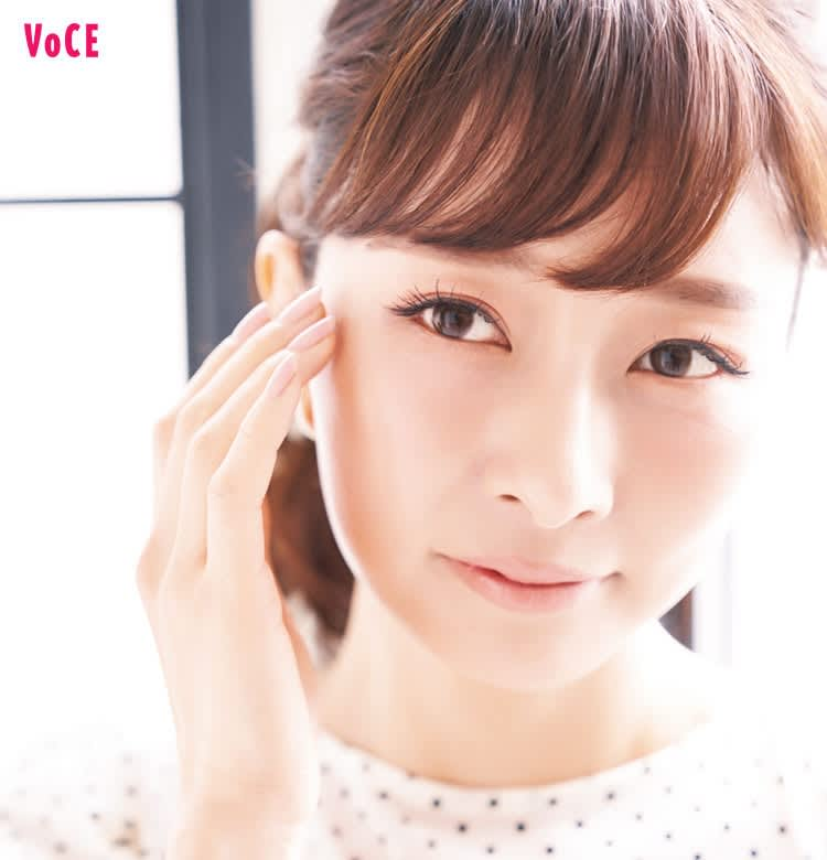 VOCE2020年7月号 石井美保