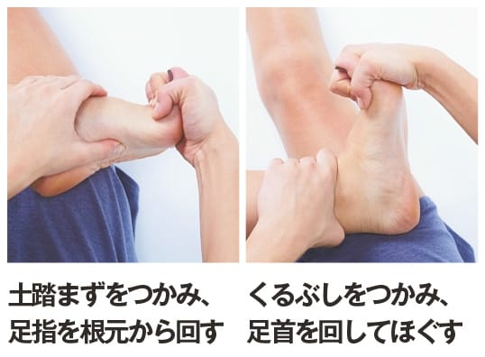 VOCE2月号,足関リセット