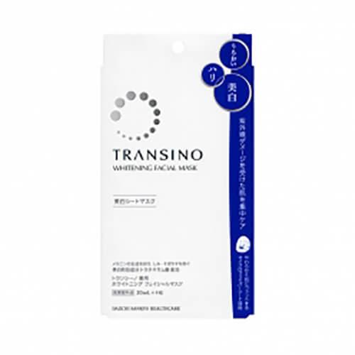 トランシーノ,薬用ホワイトニングフェイシャルマスク