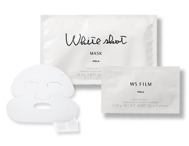 ホワイトショット QX シートマスク