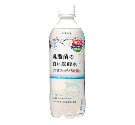 チチヤス 乳酸菌の白い炭酸水,伊藤園,
