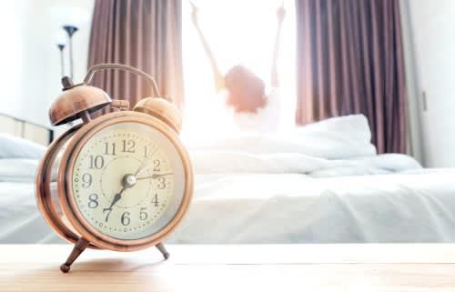 美肌と睡眠の深い関係